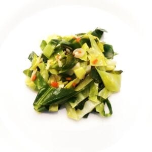 chinese style greens