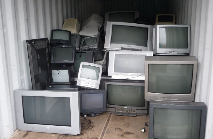 old tv's